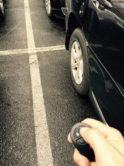 Parking Lot Karma
